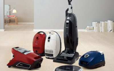 The Right Vacuum for Your Floor