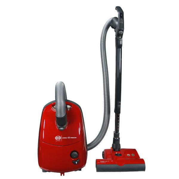 SEBO Airbelt E3 Canister Vacuum