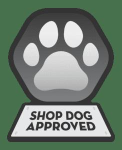Shop Dog Approved